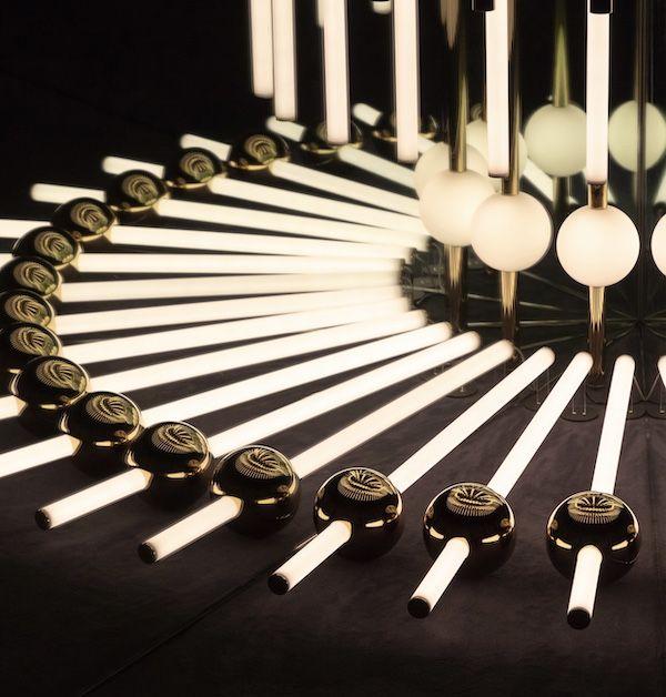 'Kaleidoscopia' by Lee Broom. Novedades Design Shanghai 2020