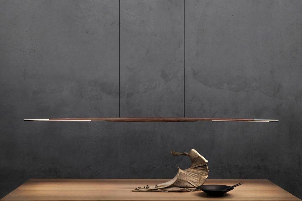Lámpara diseñada por Adam Markowitz