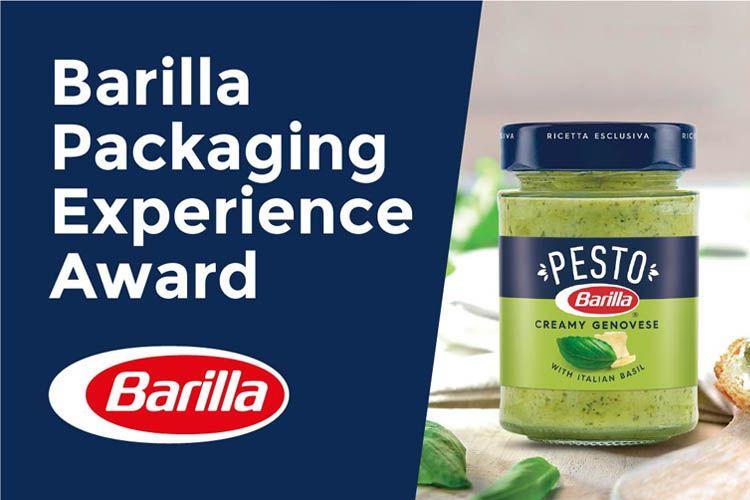 Barilla Packaging Experience Award