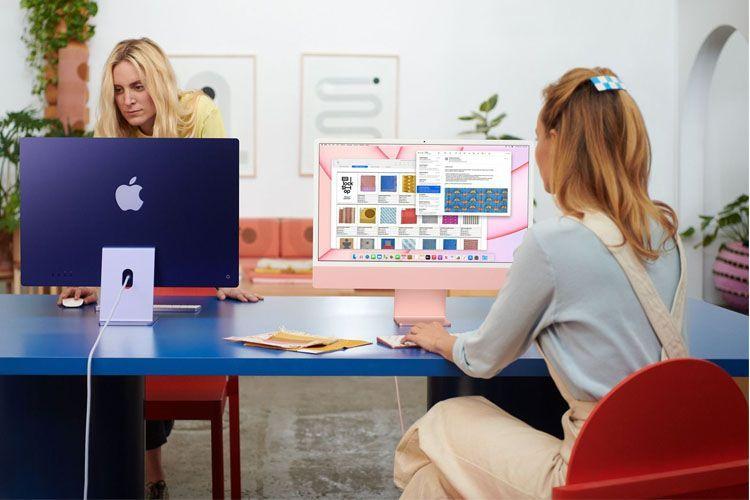iMac colores