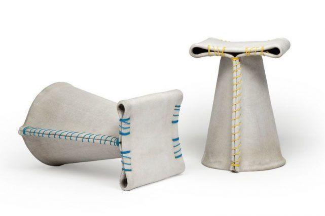 Stitching Concrete