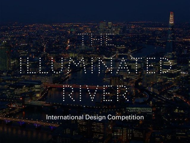 lluminated River International Design Competition