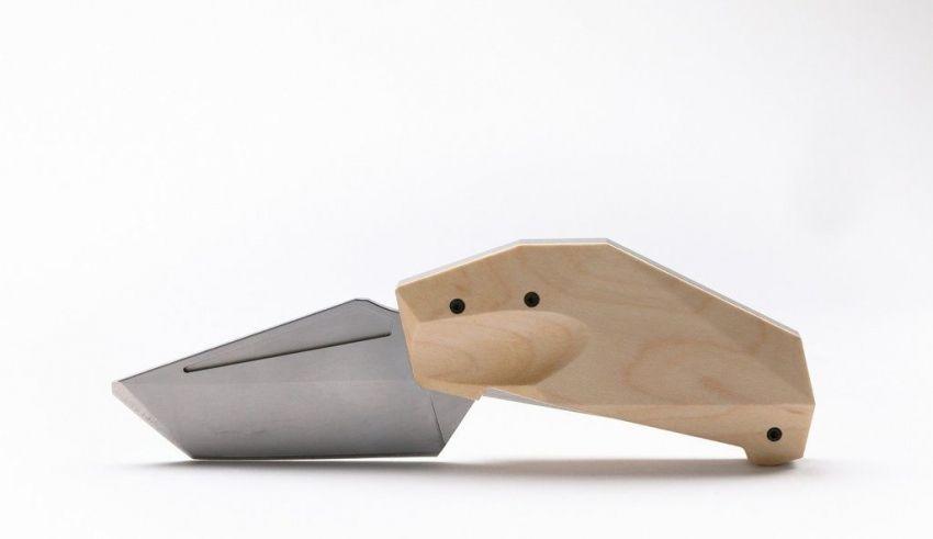 Cuchillo Origami
