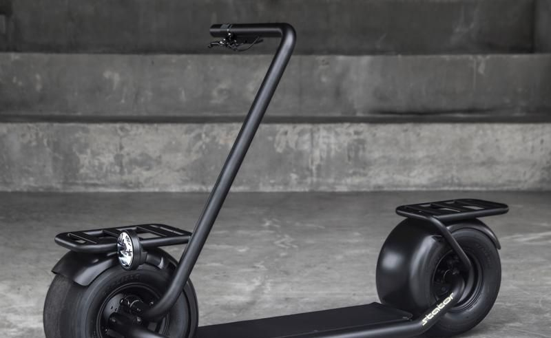 Stator Scooter