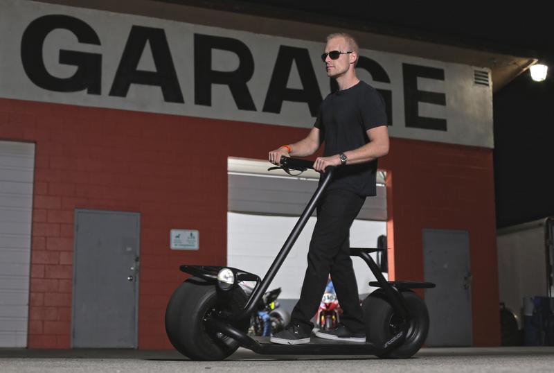 Stator Scooter1