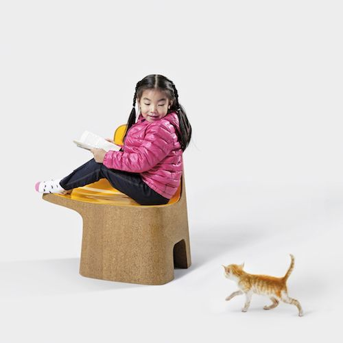 Cork Chair 2