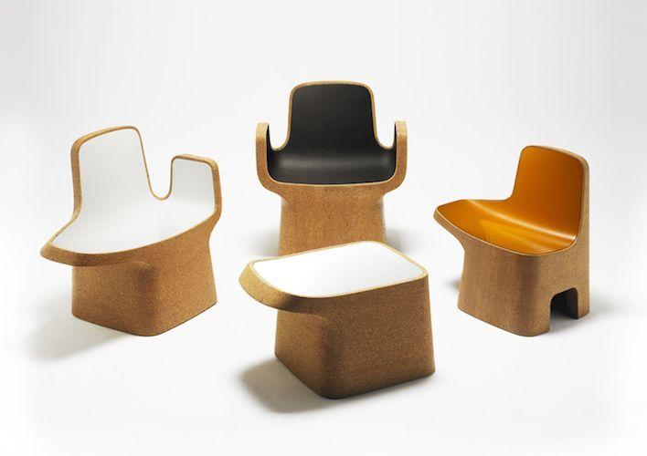 Cork Chair 1