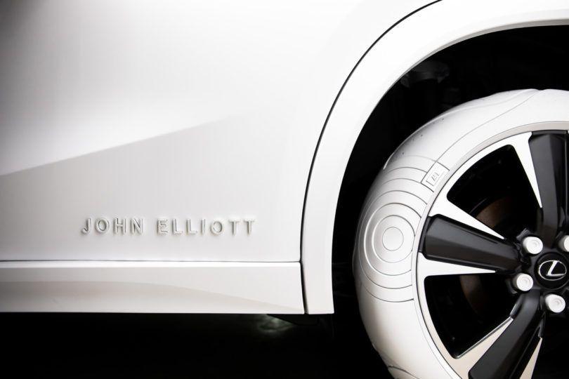 Lexus John Elliott 2