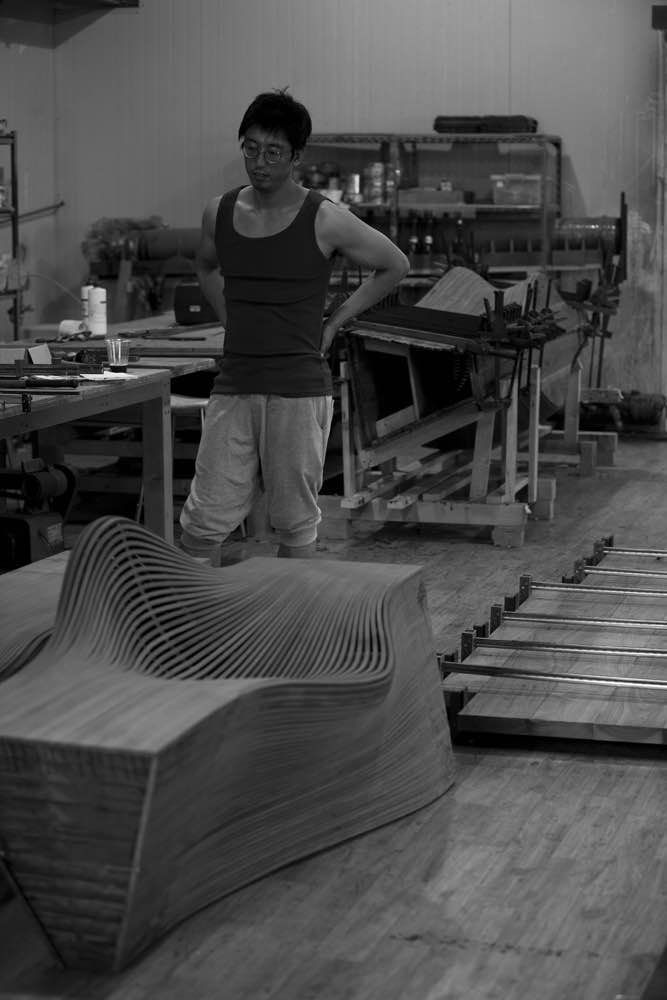 Bae Se Hwa diseñador industrial