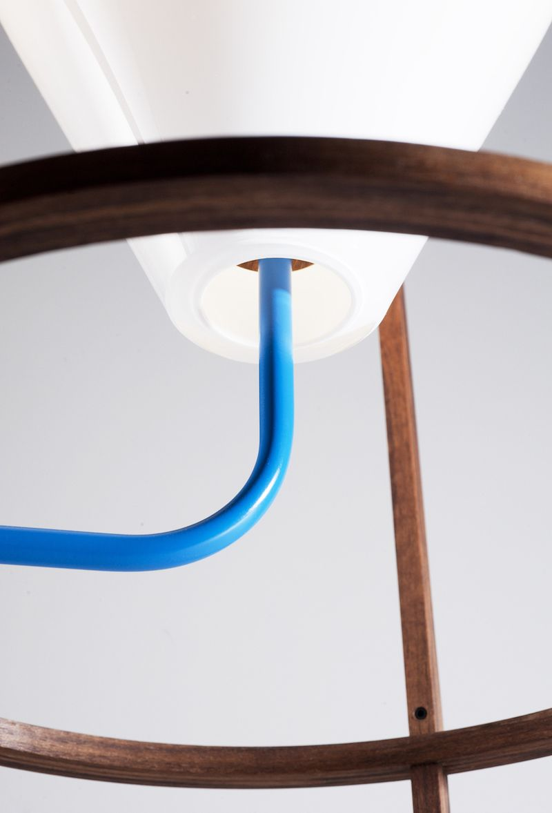 Detalle lampara
