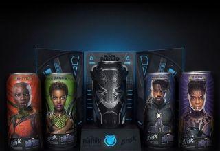 EmpaqueBlack Panther Marvel Studios 1
