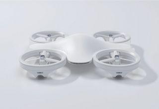 Dron para desinfectar
