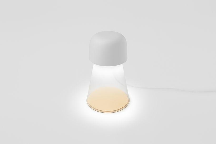 Lámpara Nendo