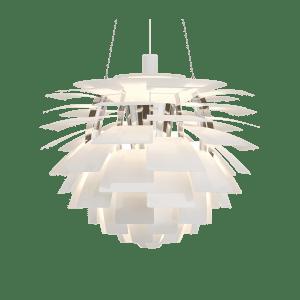 Lámpara Artichoke