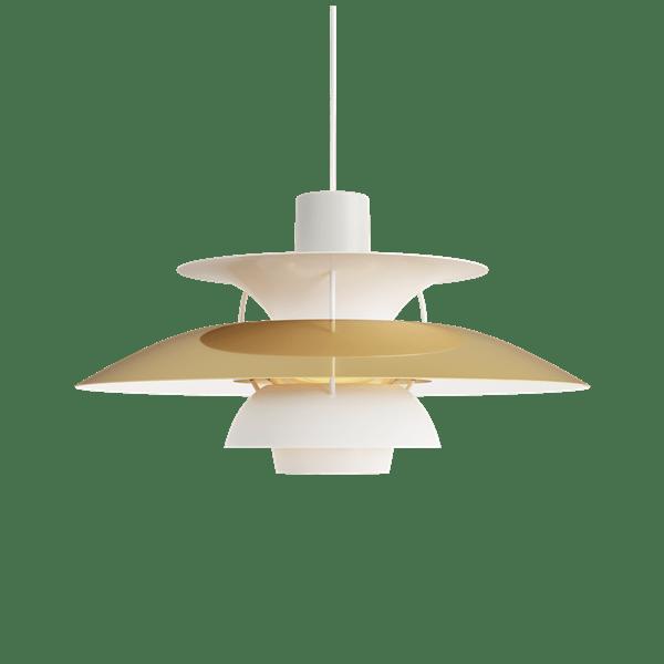 Lampara PH 5 mejores diseños Louis Poulsen
