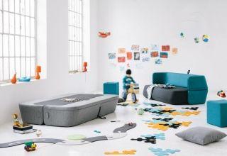 Sofá cama multifuncional