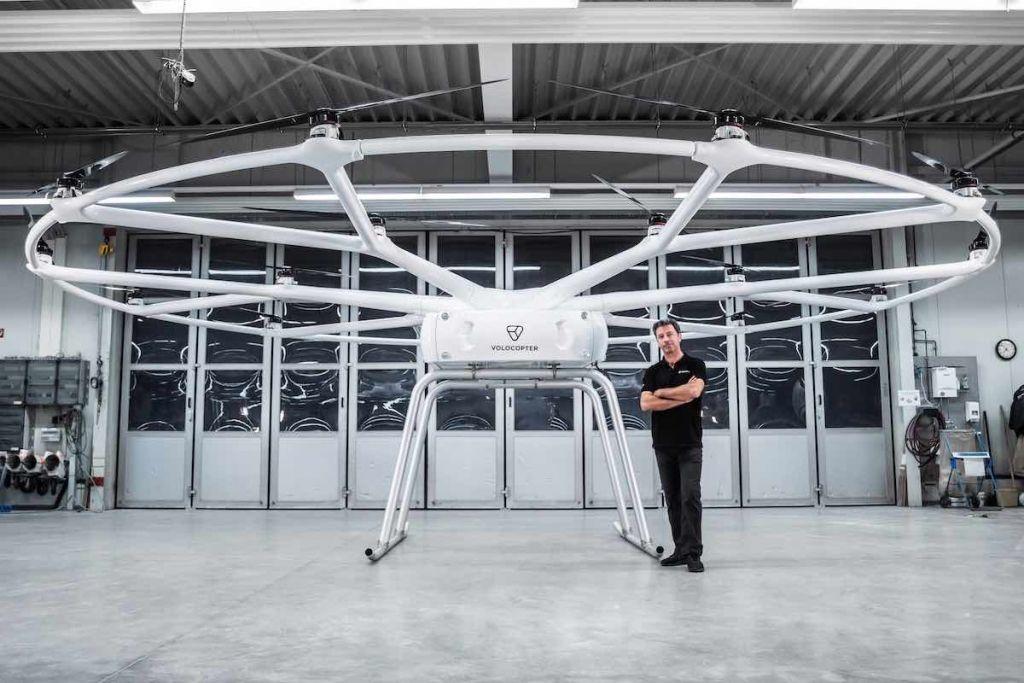 Drone gigante