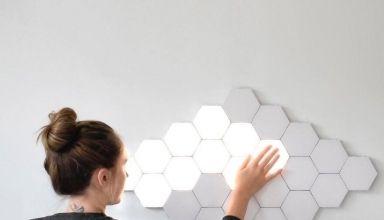 Iluminación modular Helios