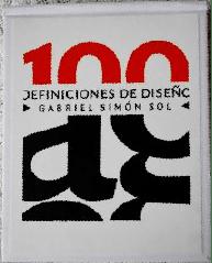 100 definiciones de diseño gabriel Simón