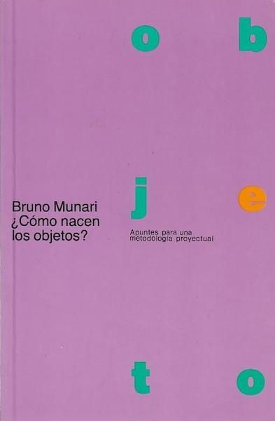 Como Nacen los Objetos Bruno Munari
