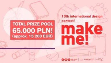 Concurso internacional Make me