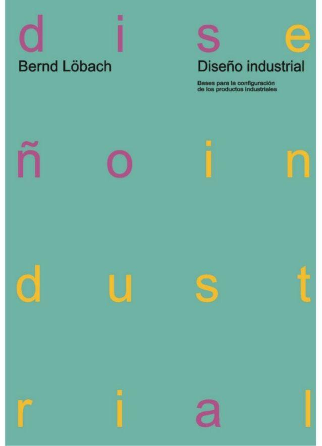 Diseño industrial Bernd Lobach