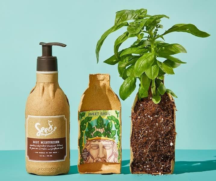 Diseño sostenible, Packaging mejores diseños.