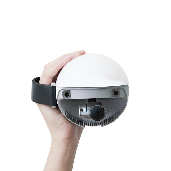 Camara de mano powervision