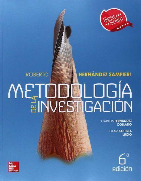 Metodologia de la investigacion Roberto Hernandez
