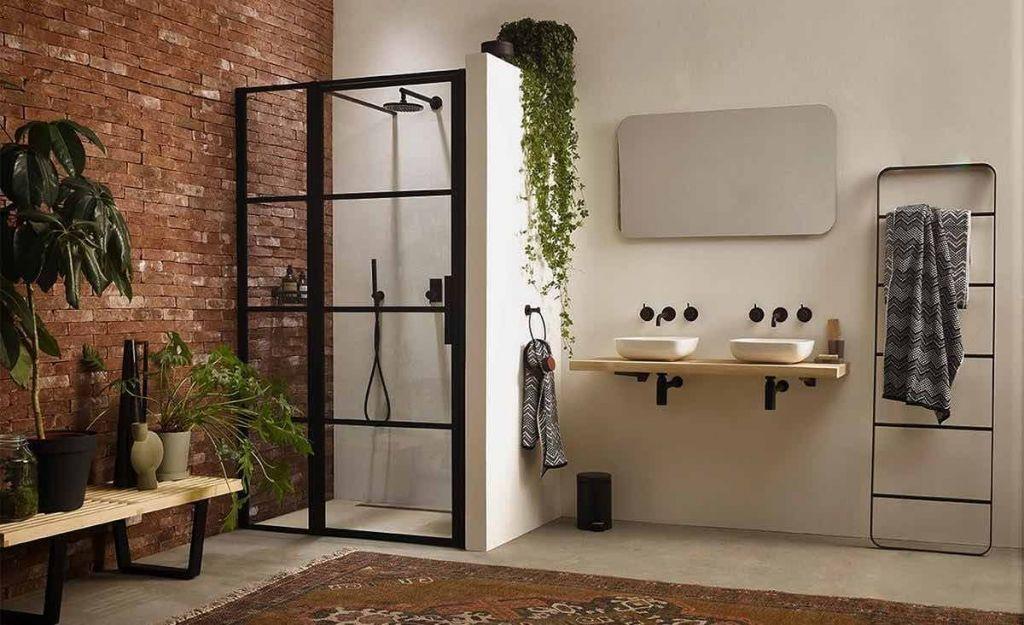 muebles de baño industriales