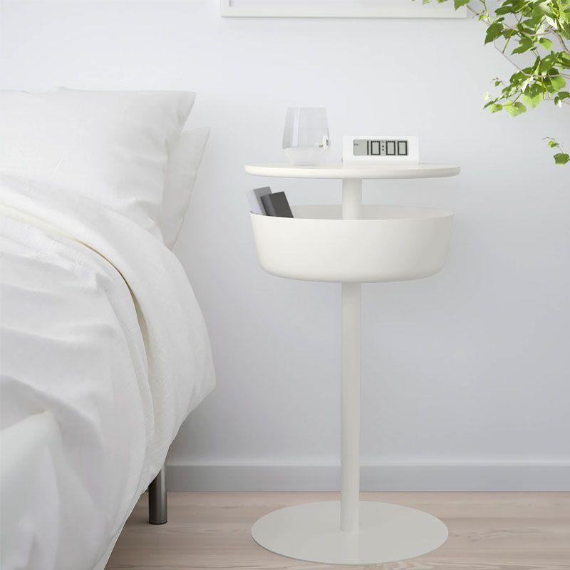 Mesa de noche LIERSKOGEN mejores productos diseño IKEA