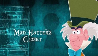 Mad Hatter Closet