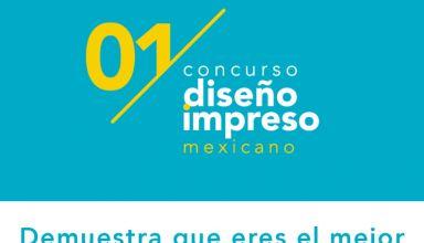 Concurso Diseño Impreso Mexicano