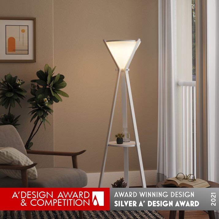 Estantería multifuncional Hourglass de Yu Ren Abierta convocatoria A' Design