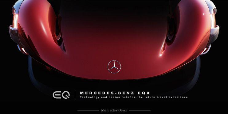 Mercedes Benz EQX